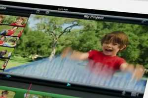The Do It All iPad ad Focuses on One of the Tablet's Features