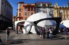 Hipster Dome Installations
