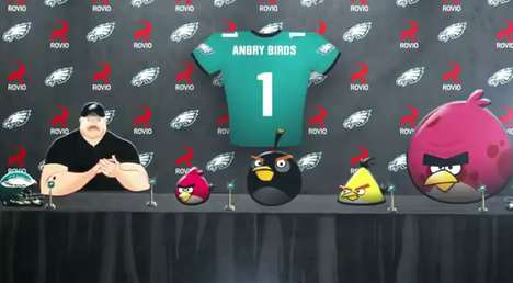 angry birds eagles