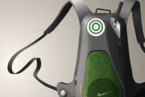 The Nike Urbangolf Backpack Turns Parks into Putting Greens