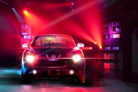 Nissan Juke Box