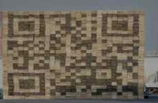 Gigantic QR Codes