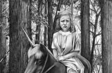 Depressing Occult Children Depictions
