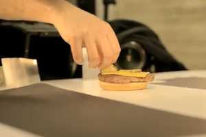 The McDonalds Canada Photoshoot Clip Goes Behind-the-Scenes