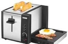 Perfect Timing Snack Machines  - The Snack Master Toaster from UNOLD Is a One-Stop Gadget