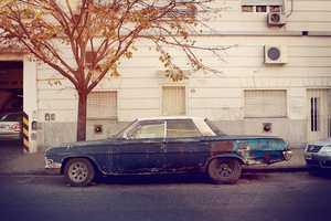 The Palermo Viejo Series by Eduardo Fialho is Rusty and Beautiful