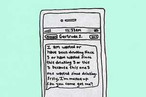 Drunk Texts from Famous Authors is Hilarious