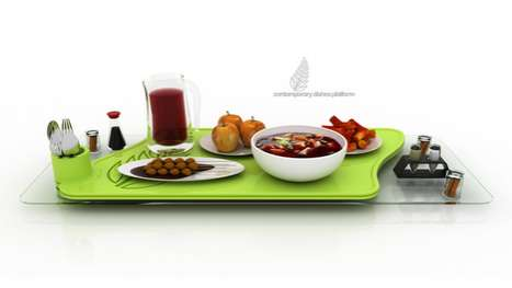 FERN Contemporary Dishes Platform