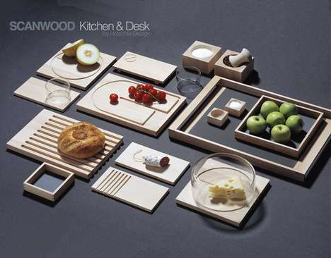 ScanWood Kitchen & Desk