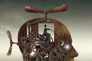 Igor Morski Fuses Humans and Animals in His Imaginative Art