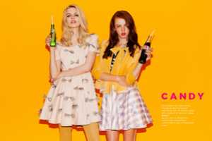 'Candy' by Jesse Koska is Full of Candied Props