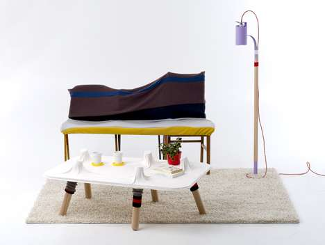 greg papove socks furniture