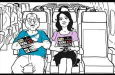 In-Flight Safety Videos