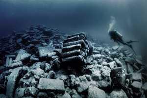 The Julian Calverley 'Underwater' Photography is Magical