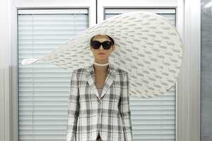 The Thom Browne Resort 2013 Collection Features Friendly Water Creatures