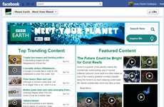 Bbc Earth Launches 'Meet Your Planet' Facebook App