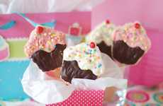 These Rice Krispie Cupcake Pops are Cute, Crisp and Delicious