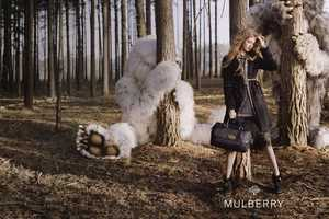 The Mulberry Fall 2012 Campaign is Entirely Enchanting