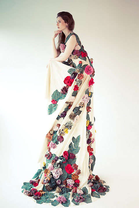 Ravishing Recycable Gowns