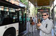 GPS-Enabled Public Transit Apps - OnTheBus Helps the Visually and Audibly Impaired Navigate