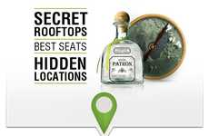 Party-Hopping Applications - The Summerology: Create the Perfect Summer Tool Reveals Exclusive Spots