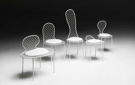 junya ishigami family chairs