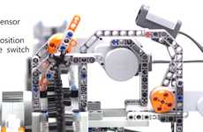 Working Toy Block PCs - LEGO Computer is a Physical Manifestation of the Turing Machine Theory