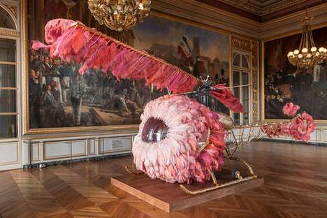 Joana Vasconcelos at Versailles