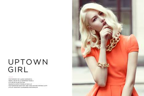 uptown girl by laura cammarata