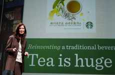 Coffee Giant Tea Shops - Starbucks Tazo Store in Seattle Will Be a Tea Drinker's Paradise