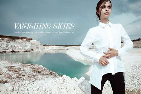 Fashion Gone Rogue Vanishing Skies