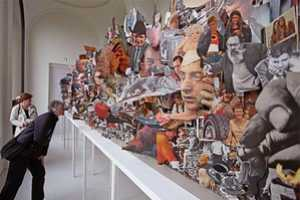Geoffrey Farmer Crafts an Epic Diorama with Five Decades Worth of Pages