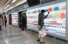 Virtual Subway Supermarkets