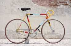 Charitable Collaborative Bicycles - The Biascagne Cicli x Riccardo Guasco ForGood Fixie is Pro Bono