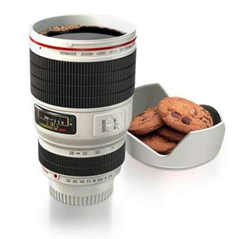 camera lens mugs the thumbsup photography cup is incredibly surreal