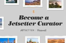 Photo-Sharing Contests - The Jetsetter 'Pin it to Win it' Campaign is Spreading like Wildfire