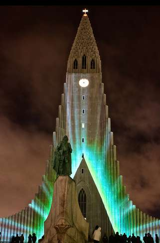 iceland hallgrimskirkja church