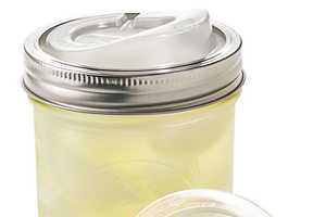 The Cuppow Mason Jar Sippin' Lids are Country-Inspired