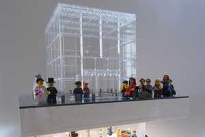The Mr. Attacki LEGO Apple Fifth Avenue Flagship Store is Realistic