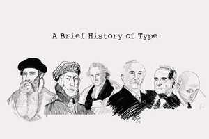 Arthur W. Presser Charts the 'A Brief History of Type'