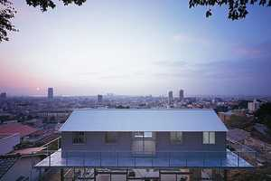 'House in Rokko' is Raised off the Ground and Provides Ama