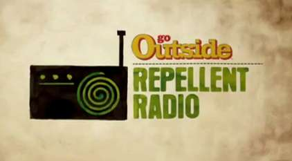 mosquito repellent radio