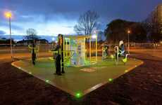 TGO Green Energy Gym Technology Harnesses People-Power