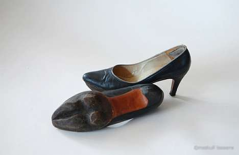 Animal Hooved Heels (UPDATE) - Outlier by Maskull Lasserre Will Deceive Mantrackers Around the World