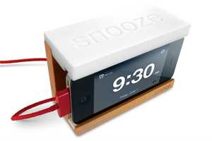 The Snooze Alarm for Apple iPhone by Distil Union is Convenient
