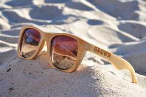 Every Pair of GROWN Sunglasses Sold Helps Support the Gift of Sight