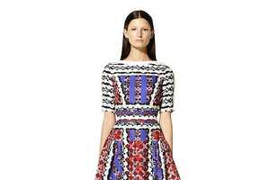 The Peter Pilotto Resort 2013 Collection is Invigoratingly Optical