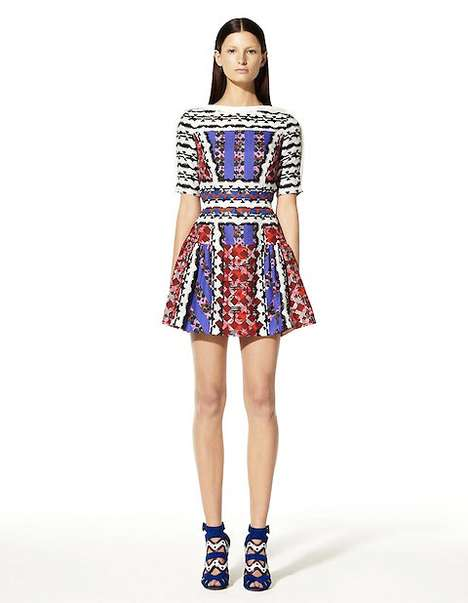 peter pilotto resort 2013 collection