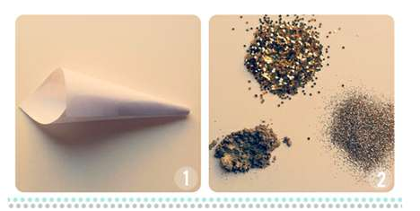 beauty department diy glitter polish