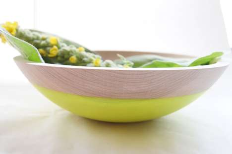 color blocked serving bowls the wind willow home collection is modernly des